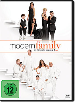 Modern Family: Staffel 3 Box (3 DVDs)