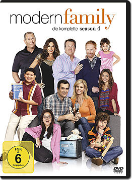 Modern Family: Staffel 4 Box (3 DVDs)