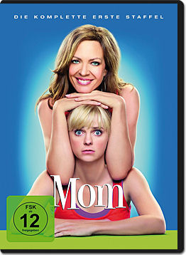 Mom: Staffel 1 Box (3 DVDs)