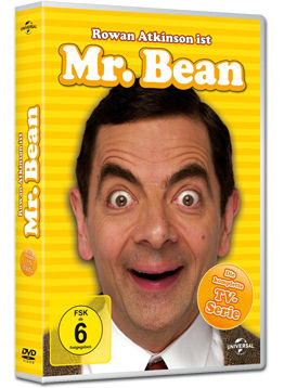 Mr. Bean: Die komplette TV-Serie (3 DVDs)