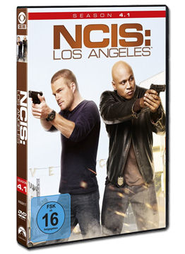 NCIS: Los Angeles - Staffel 4 Teil 1 (3 DVDs)