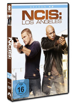 NCIS: Los Angeles - Staffel 4 Teil 2 (3 DVDs)
