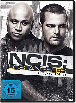 NCIS: Los Angeles - Staffel 9 (6 DVDs)
