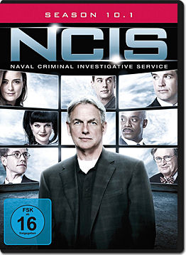 Navy CIS: Season 10 Teil 1 (3 DVDs)