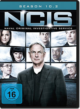 Navy CIS: Season 10 Teil 2 (3 DVDs)