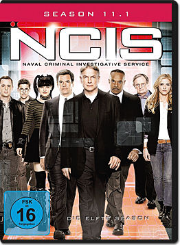 NCIS: Staffel 11 Teil 1 (3 DVDs)
