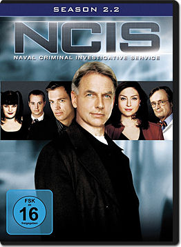 Navy CIS: Season 02 Teil 2 (3 DVDs)