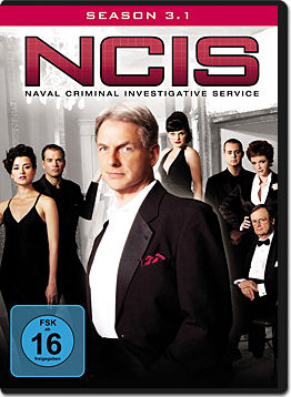 Navy CIS: Season 03 Teil 1 (3 DVDs)