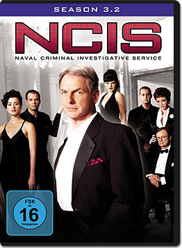 NCIS: Staffel 03 Teil 2 (3 DVDs)