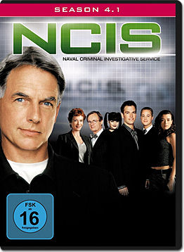 NCIS: Staffel 04 Teil 1 (3 DVDs)