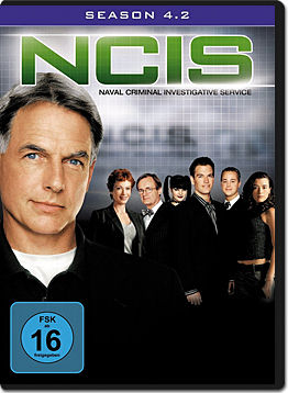 NCIS: Staffel 04 Teil 2 (3 DVDs)
