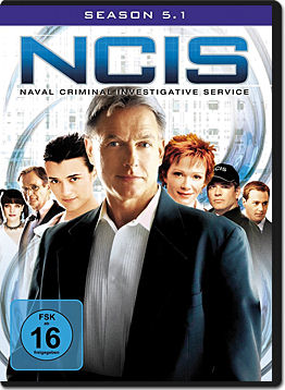 Navy CIS: Season 05 Teil 1 (2 DVDs)