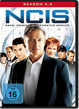 Navy CIS: Season 05 Teil 2 (3 DVDs)