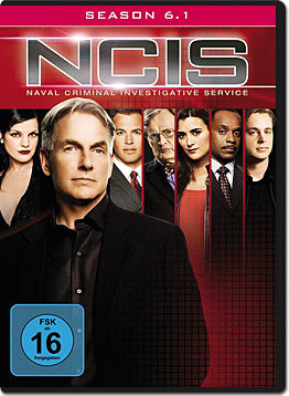Navy CIS: Season 06 Teil 1 (3 DVDs)