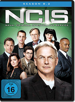 Navy CIS: Season 8 Teil 2 (3 DVDs)