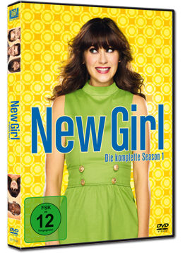 New Girl: Staffel 1 Box (4 DVDs)