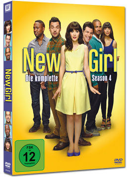 New Girl: Staffel 4 (3 DVDs)