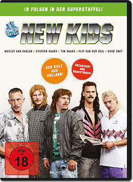 New Kids - Superstaffel