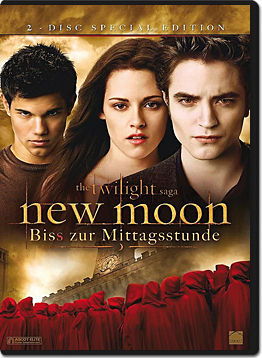 New Moon: Biss zur Mittagsstunde (2 DVDs)