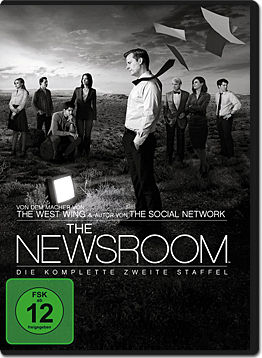 The Newsroom: Staffel 2 Box (3 DVDs)