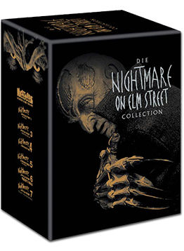 Nightmare on Elm Street Collection (7 DVDs)