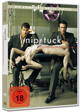 Nip/Tuck: Staffel 3 Box (6 DVDs)