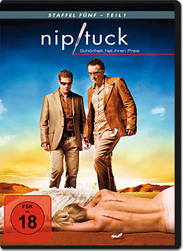 Nip/Tuck: Staffel 5 Teil 1 (5 DVDs)