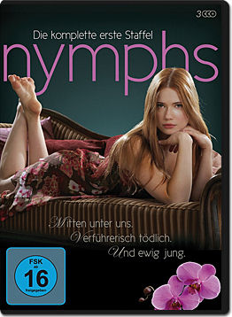 Nymphs: Staffel 1 Box (3 DVDs)