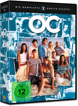 OC California: Staffel 2 Box (7 DVDs)