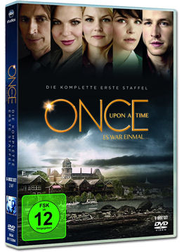 Once Upon a Time - Es war einmal...: Staffel 1 Box (6 DVDs)