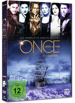 Once Upon a Time - Es war einmal...: Staffel 2 (6 DVDs)