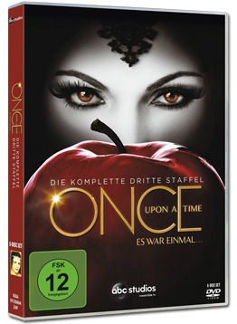 Once Upon a Time - Es war einmal...: Staffel 3 Box (6 DVDs)