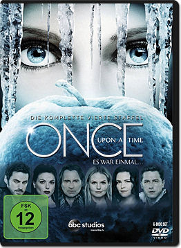 Once Upon a Time - Es war einmal...: Staffel 4 (6 DVDs)