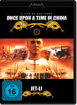 Once Upon a Time in China 1