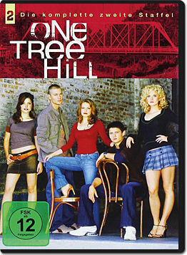 One Tree Hill: Staffel 2 Box (6 DVDs)