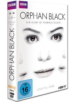 Orphan Black: Staffel 1 Box (3 DVDs)