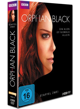 Orphan Black: Staffel 2 Box (3 DVDs)