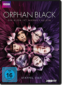 Orphan Black: Staffel 4 Box (3 DVDs)