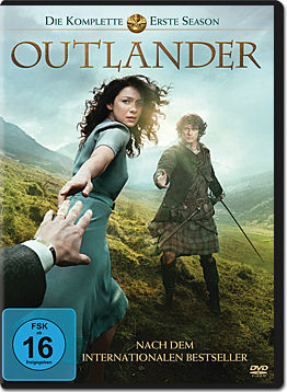 Outlander: Staffel 1 Box (6 DVDs)
