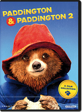 Paddington 1+2 (2 DVDs)