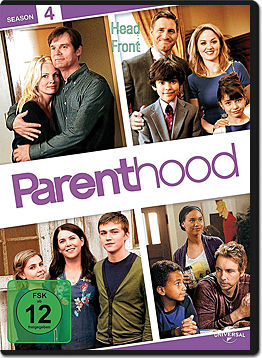 Parenthood: Staffel 4 Box (3 DVDs)