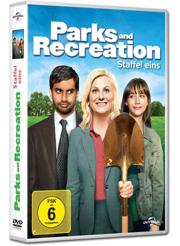 Parks and Recreation: Staffel 1 Box (2 DVDs)