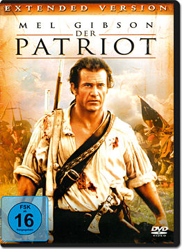 Der Patriot - Extended Version (Mel Gibson)