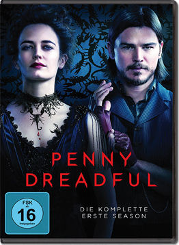 Penny Dreadful: Staffel 1 Box (3 DVDs)