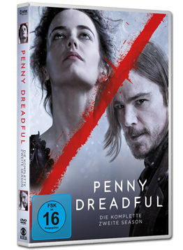 Penny Dreadful: Staffel 2 Box (5 DVDs)