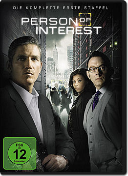 Person of Interest: Staffel 1 Box (6 DVDs)