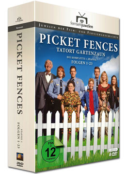 Picket Fences - Tatort Gartenzaun: Staffel 1 Box (6 DVDs)