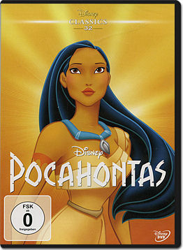 Pocahontas 1 - Limited Edition