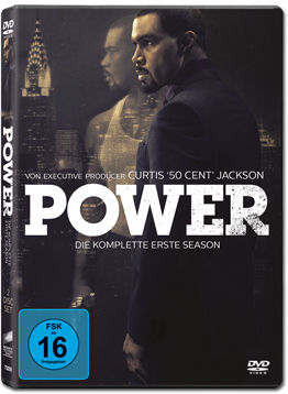 Power: Staffel 1 Box (3 DVDs)