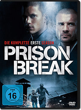 Prison Break: Staffel 1 (6 DVDs)